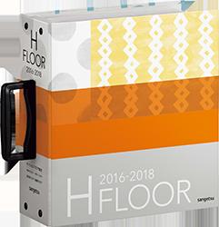 2016-2018 Hフロア